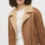 hm içi kürklü ceket modeli