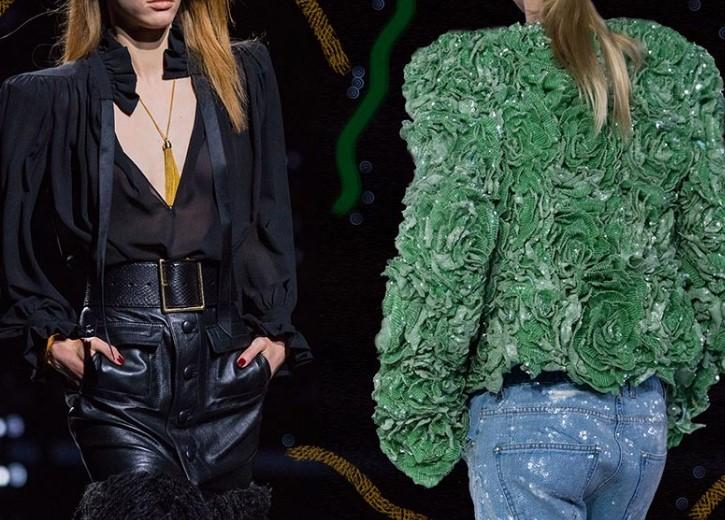 Sonbahar Kış 2019-2020 Moda Trendleri