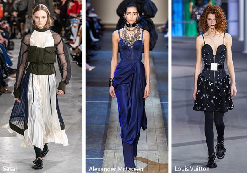 Sonbahar Kış Moda Trendleri Korseler 2019 2020