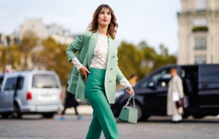 Sonbahar Moda trendleri 2019 2020 Fransız kadınları sokak stilleri