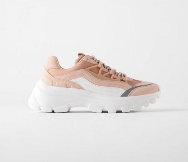 Zara Bayan spor ayakkabı modelleri 2020