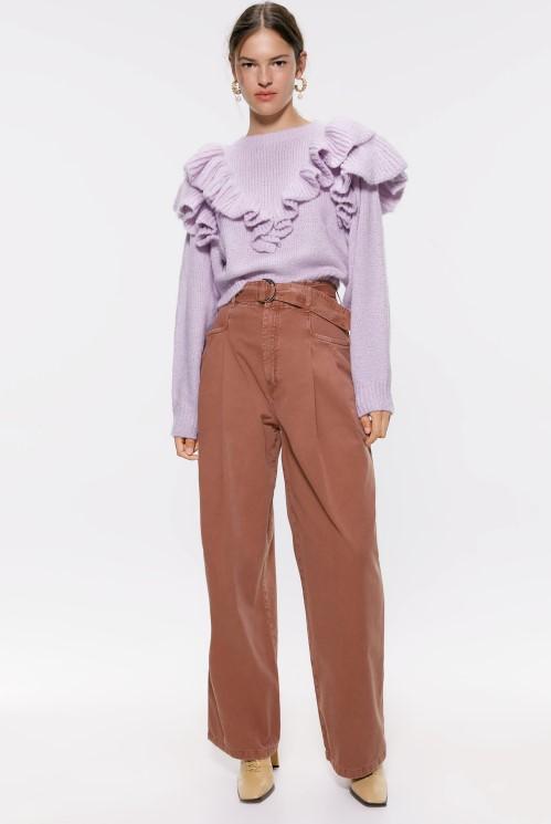 Zara sonbahar kış kazak modelleri 2020