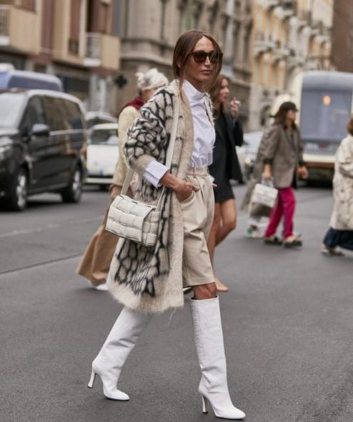2020 kış modası sokak stilleri