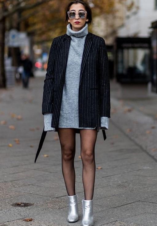 boyfriend kazak giymenin yolları 2020 kış modası