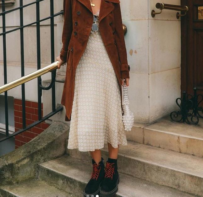 H & M Mango Sonbahar Elbiseleri 2019 2020 (3)