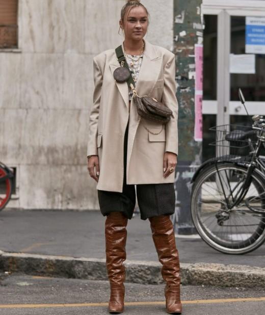 kış kadın modası 2020