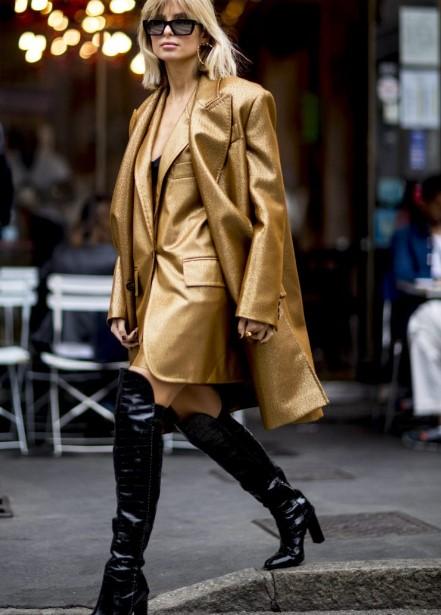 kış sokak modası stilleri 2020
