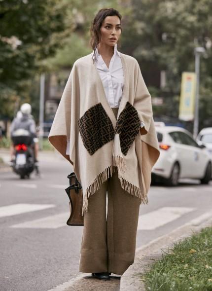 Milano kış sokak modası 2020