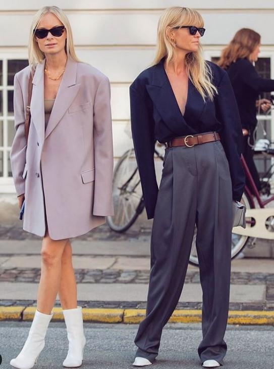 sonbahar bayan sokak modası 2019 2020