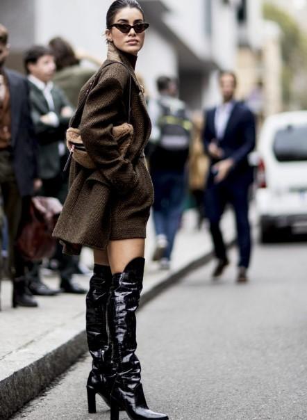 sonbahar kış sokak modası kombinleri 2020 21