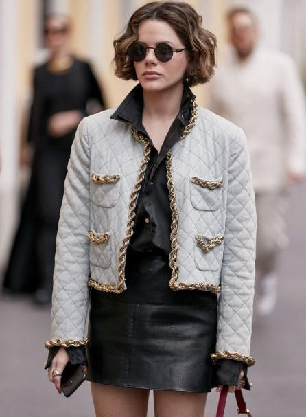sonbahar kış sokak modası stilleri 2020 21