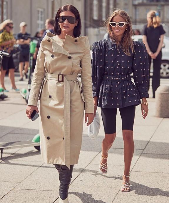 sonbahar sokak modası kombinleri 2019 2020