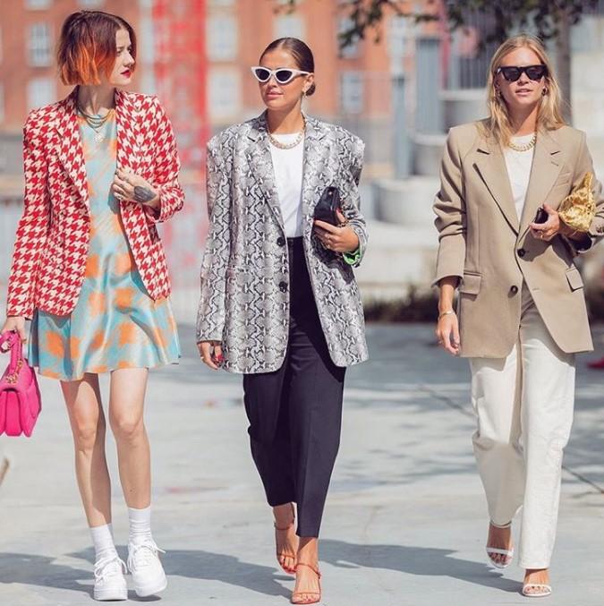 sonbahar sokak modası trendleri 2019 2020