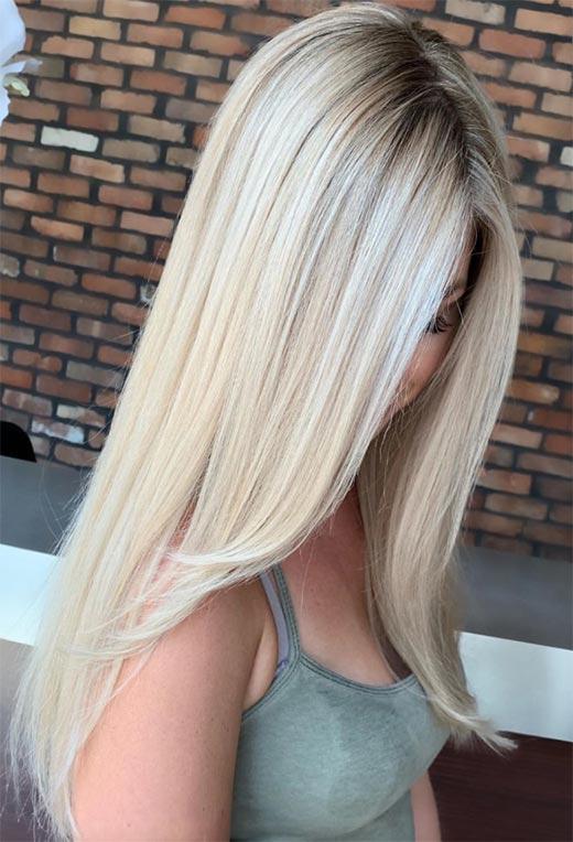 uzun katlı saç kesimleri ve modelleri 2021