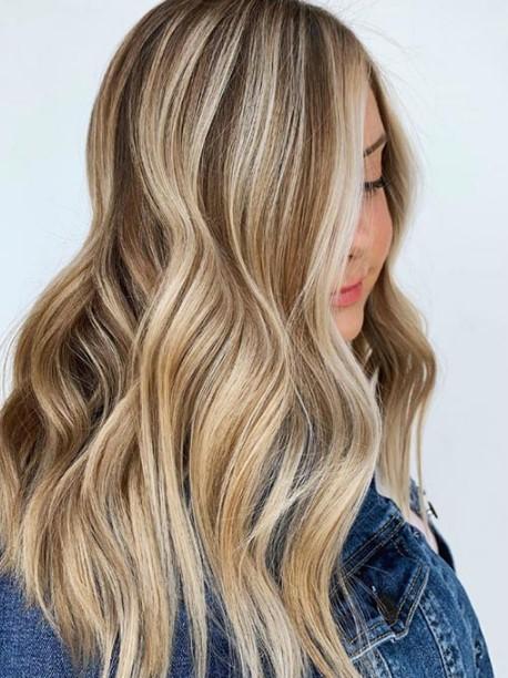 uzun katlı saç kesimleri ve modelleri
