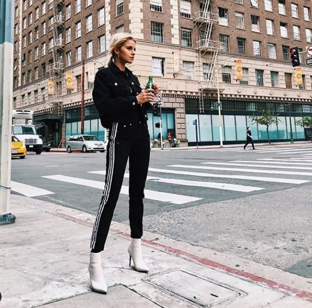 yandan çizgili spor pantolon modelleri 2020
