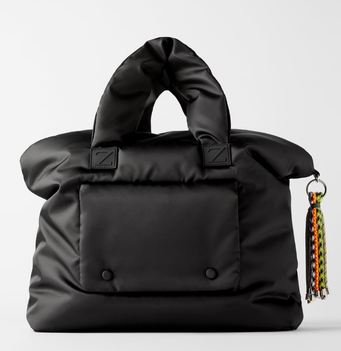 Zara 2019 sonbahar çanta modelleri