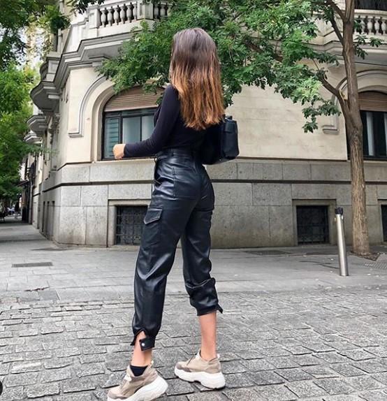 Zara deri kargo pantolon modelleri 2020
