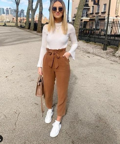Zara kışlık havuç pantolon modelleri 2020
