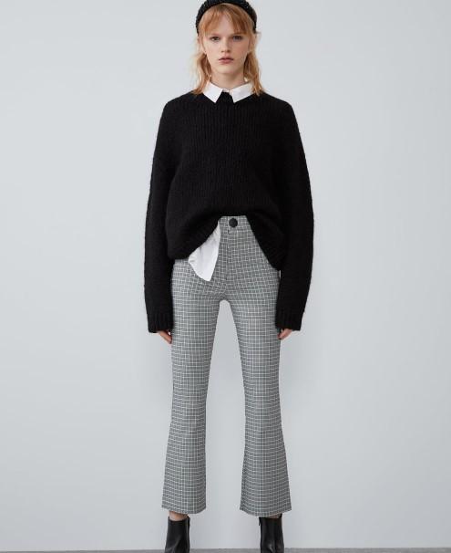 Zara kışlık pantolon modelleri 2020