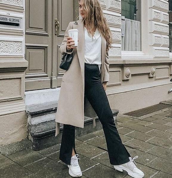 Zara sonbahar kış bayan pantolon modelleri 2020