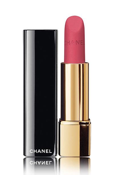 Chanel Rouge Allure Kadife Işıltılı Mat ruj 2020
