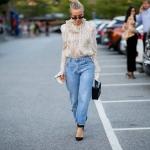 Minyon Tipli ve kısa boylu kadınlar için kot pantolon modelleri 2020