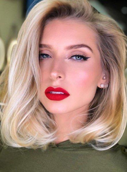 lob saç modeli kimlere yakışır 2020