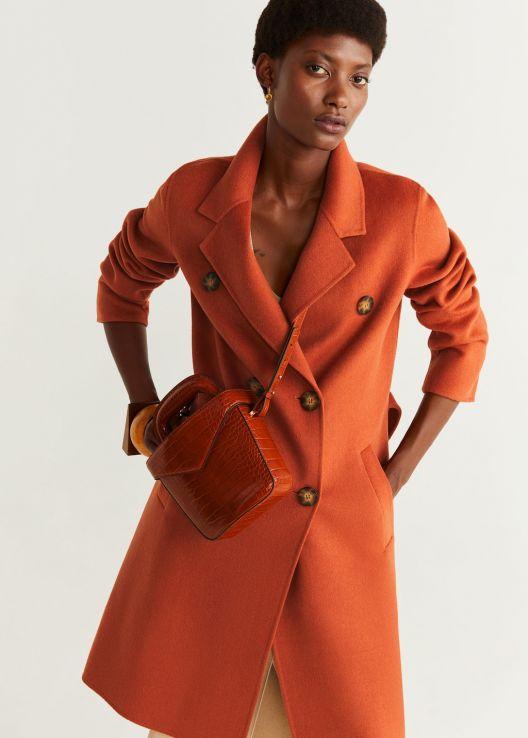 mango turuncu kaban modeli 2019 2020