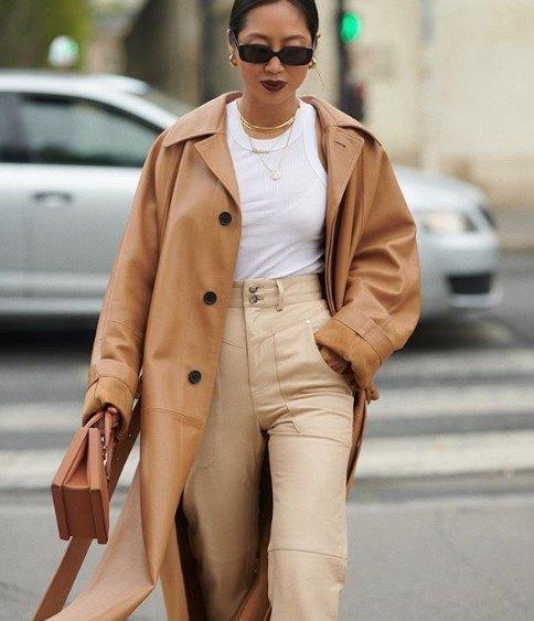 Uzun deri ceketler ve paltolar 2019 2020