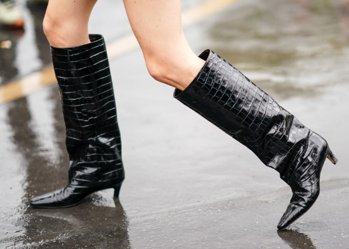 Bayan siyah çizme modelleri 2019 2020