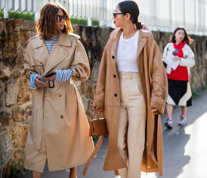 Trençkotlar ZARA H & M ve Mangonun en güzel modelleri.