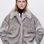 Zara taklit kürk ceket modelleri 2020