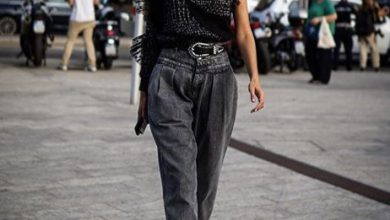 Photo of Zayıf gösteren yüksek bel kot pantolonda 3 yeni trend