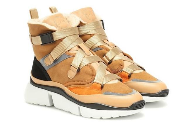 yüksek taban spor ayakkabı modelleri 2020 kış