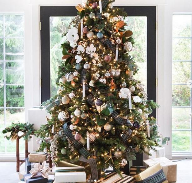 yılbaşı ağacı dekorasyonu 2020 21