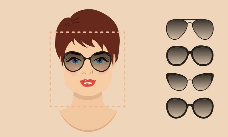 Yüze Göre Güneş Gözlüğü Seçimi