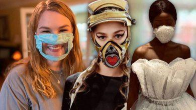 Photo of En Şık Korona Maske Modelleri