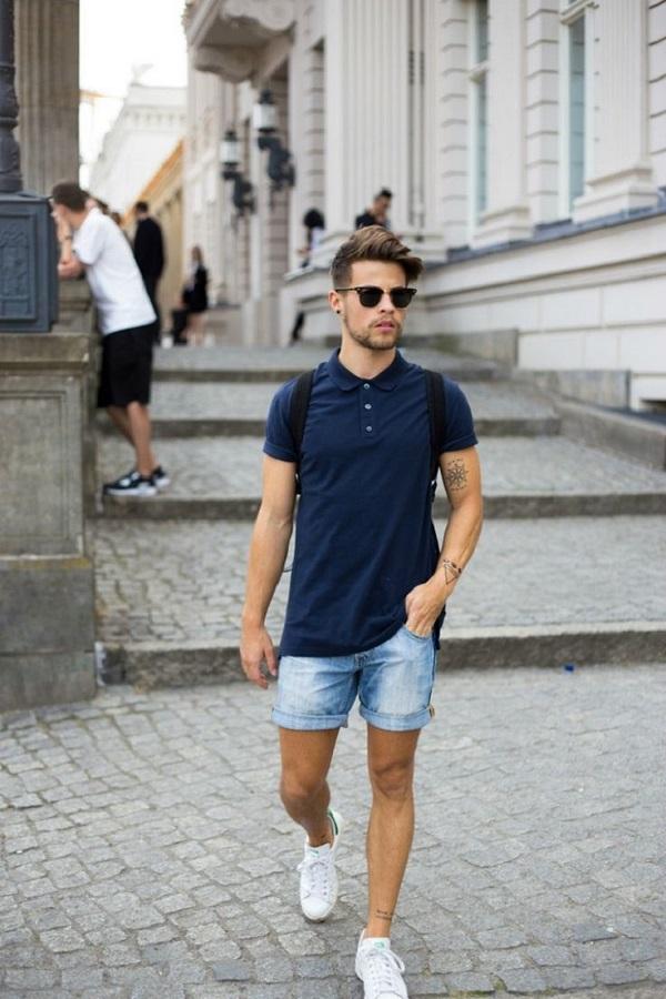 Erkekler Vücut Tipine Göre Nasıl Giyinmeli?