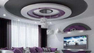 Photo of 2021 Modern Gergi Tavan Dekorasyonları