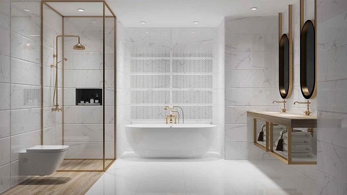 2021 Banyo Dekorasyon Fikirleri