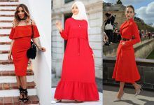 Photo of Kırmızı Kıyafet Modelleri