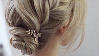 Photo of Kısa Düğün Saç Modelleri: 2021 Gelin Şıklığı