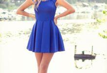 Photo of Saks Mavisi Elbise Kombin Nasıl Yapılır?