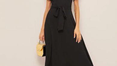 Photo of Siyah Uzun Elbise Kombinleri: 2021'in Modası