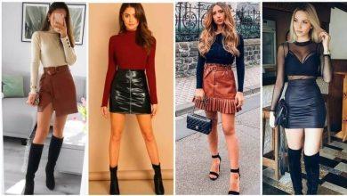 Photo of Mini Etek Mütevazı Bir Şekilde Nasıl Giyilir: Kısa Etek Kıyafet Fikirleri